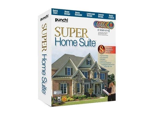 Punch Software Home Design Complete 2 0
