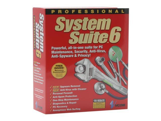 VCOM System Suite 6.0