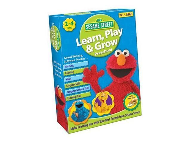 Nova Development Sesame Street Learn, Play & Grow