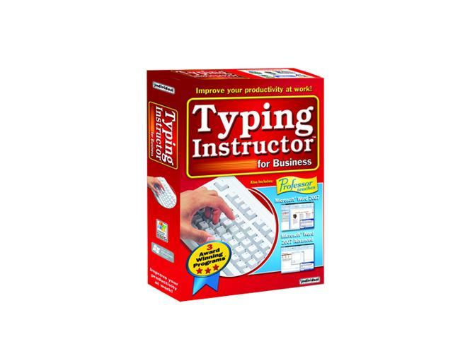 Individual Software Typing Instructor for Business 2