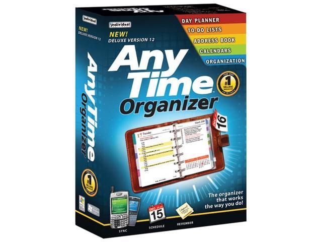 Individual Software AnyTime Organizer Deluxe 12