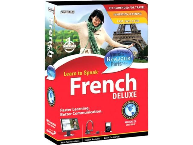 Individual Software Learn to Speak French Deluxe 10