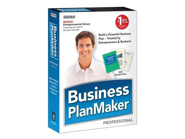 Individual Software Business Planmaker Professional 12