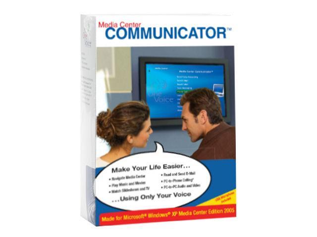 One Voice Media Center Communicator