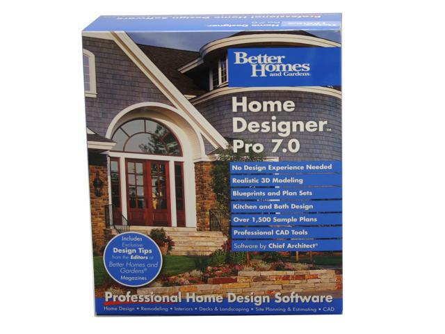 Better Homes And Gardens Home Designer Suite The all in one home