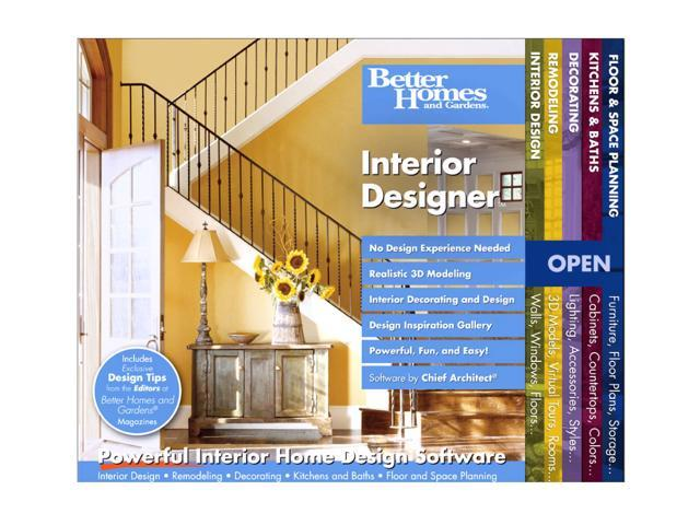 better homes and gardens interior designer software