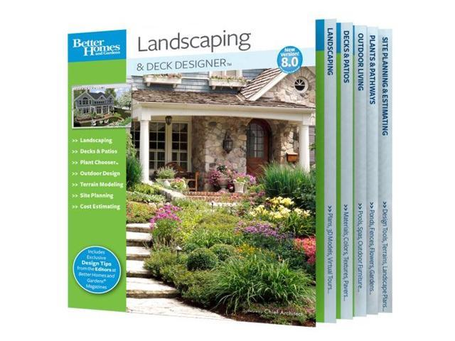 Chief Architect Better Homes And Gardens Landscaping And