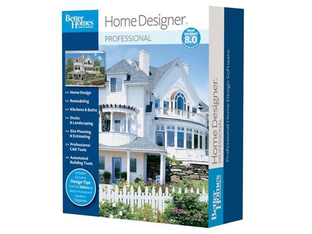 Home Design Software Better Homes And Gardens Better Homes And Gardens Home Designer 8 0