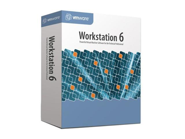 VMware VMware Workstation v.6.0