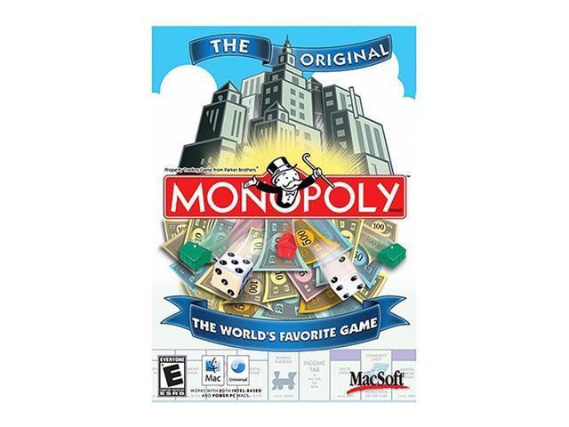 Monopoly Classic Mac Game