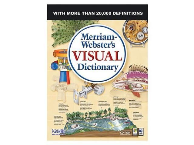Fogware merriam webster 39 s visual dictionary for Visual merriam webster