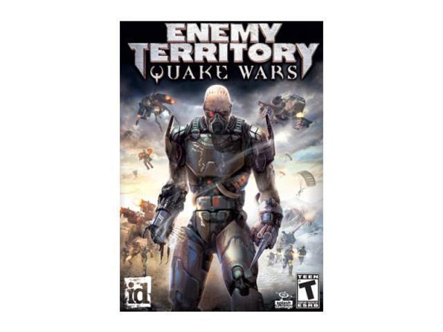 Enemy Territory Quake Wars - Mac Game