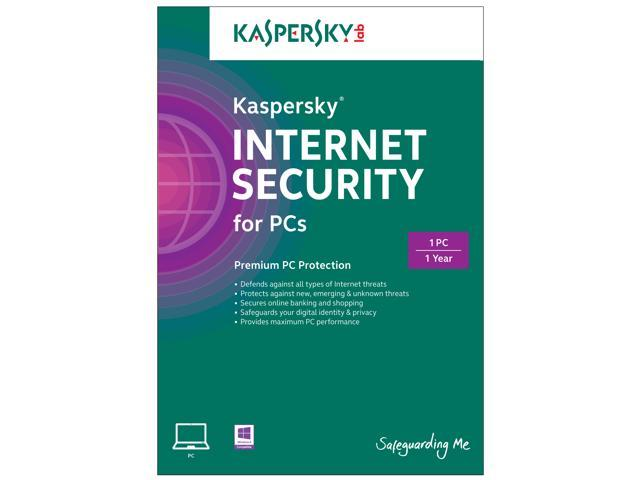 Kaspersky Internet Security 2014 1 User - Download