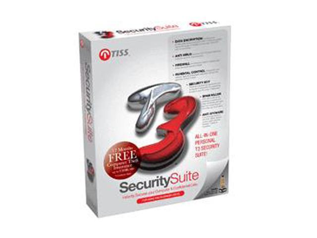 Trilogy Total Technology T3 Security Suite w/USB Key Includes $1500 of Theft Insurance