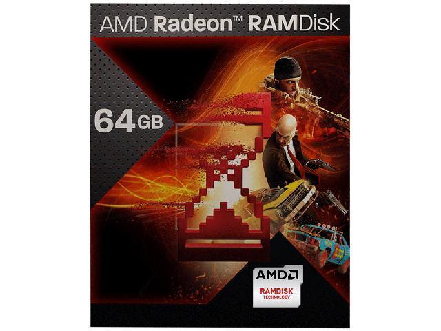 AMD Radeon RAMDisk 64GB