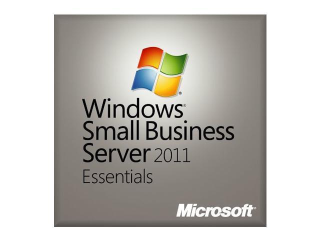 Microsoft Windows Small Business Server Essentials 2011