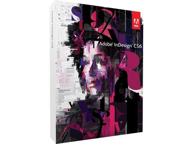 Adobe InDesign CS6 v.8.0 - Media Only - 1 User