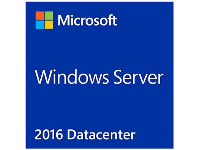 Microsoft Windows Server 2016 Datacenter - License - 4 Additional Core