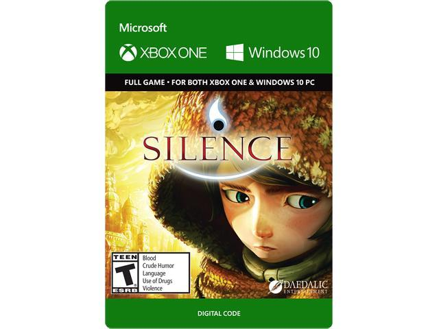 Silence: The Whispered World 2 Xbox One/Windows 10 [Digital Code]