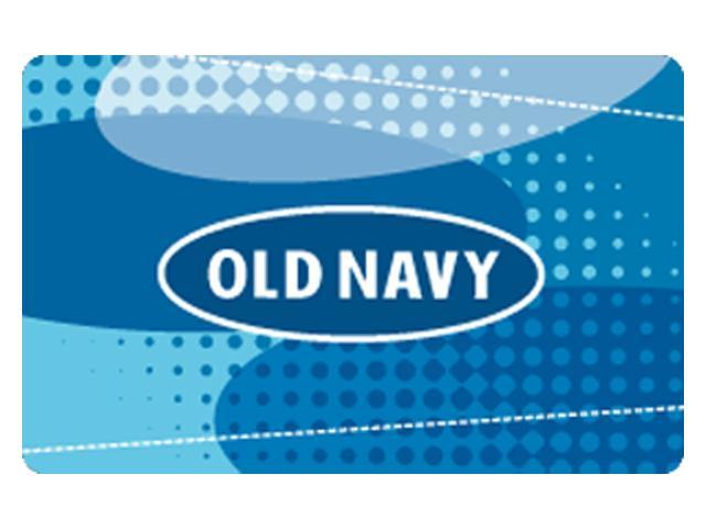 Old Navy $50 Gift Card - (Email Delivery)
