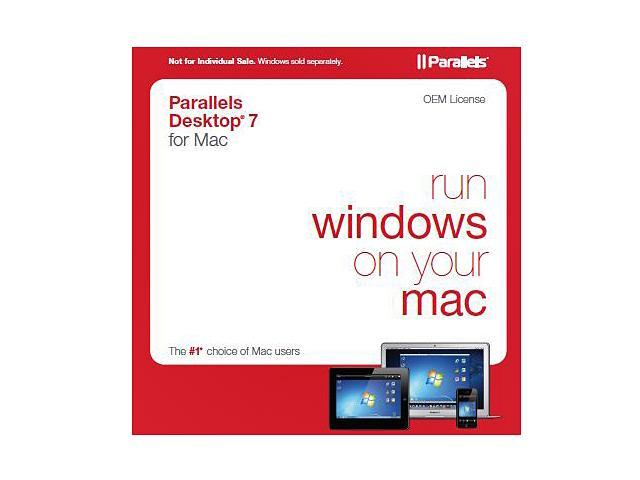 Parallels Desktop 7 for Mac