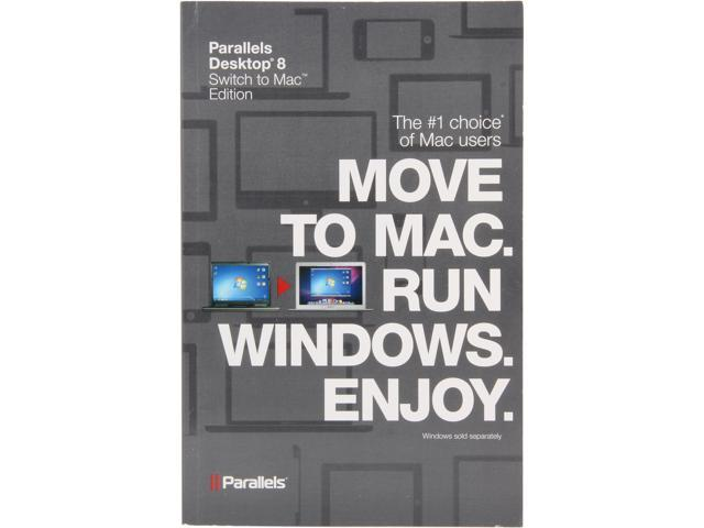 Parallels Desktop 8 Switch to Mac