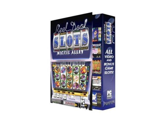 Reel Deal Slots: Nickel Alley PC Game