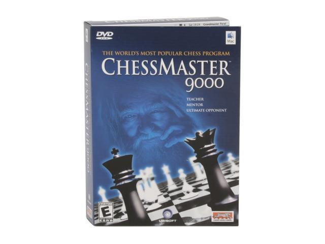 ChessMaster 9000 - Mac Games