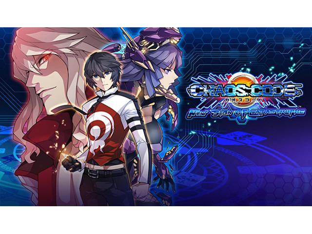 Chaos Code: New Sign Of Catastrophe [Online Game Code]