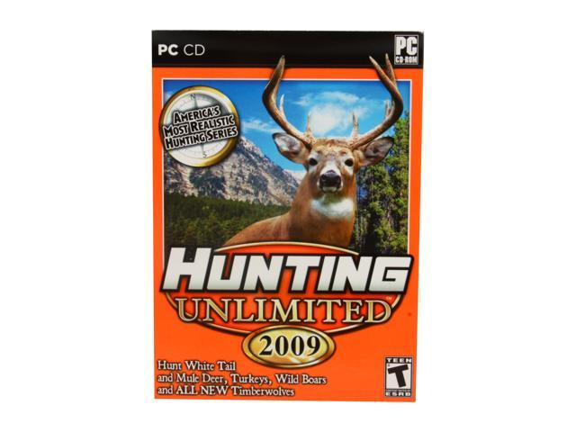 Hunting Unlimited 2009 PC Game