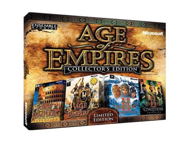 Age of Empires Collector's Edition PC Game
