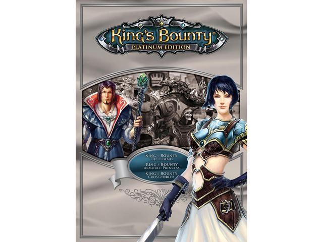 King's Bounty: Platinum Edition [Online Game Code]