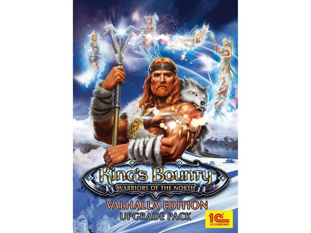 King's Bounty: Warriors of the North Valhalla upgrade [Online Game Code]