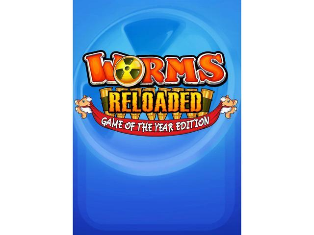 Worms Reloaded: Game of the Year Edition [Online Game Code]