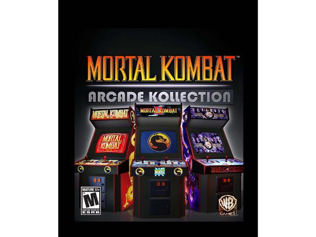 Mortal Kombat Arcade Kollection [Online Game Code]