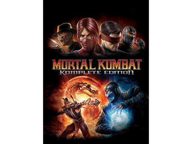 Mortal Kombat Komplete Edition [Online Game Code]