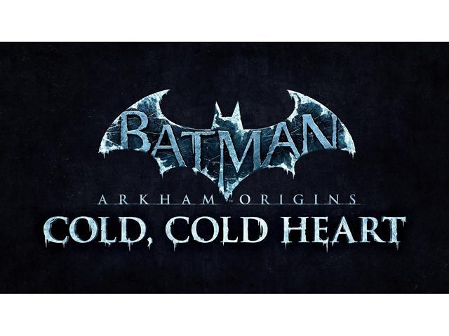 Batman: Arkham Origin: Cold Cold Heart DLC [Online Game Code]