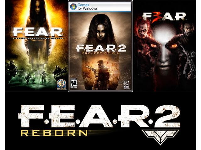 F.E.A.R Complete Pack (1 + 2 + 3 + Reborn DLC) [Online Game Codes]