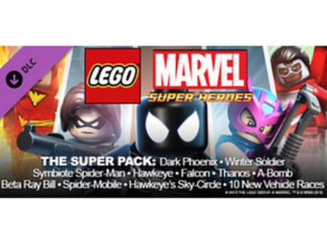 LEGO Marvel Super Heroes: Super Pack DLC [Online Game Code]