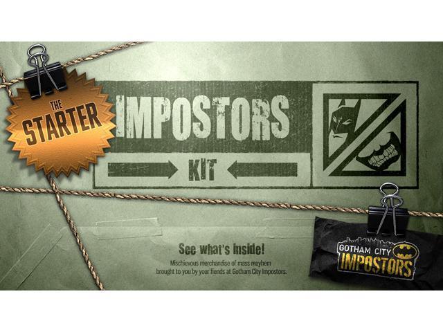 Gotham City Impostors: Starter Impostor Kit DLC [Online Game Code]