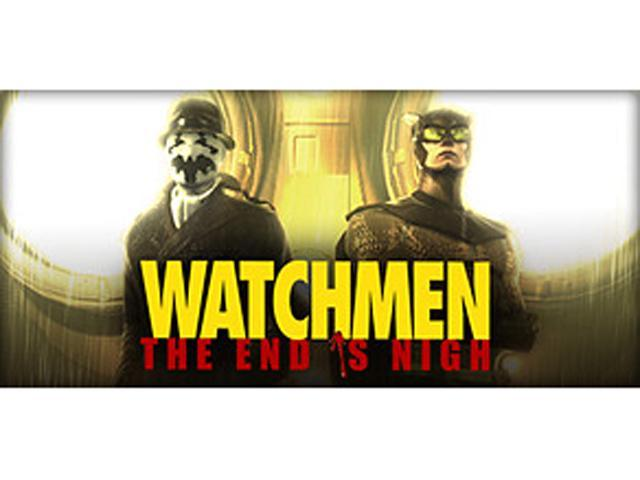 Watchmen: The End is Nigh [Online Game Code]