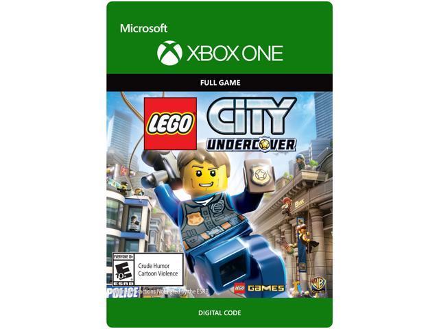 LEGO City Undercover Xbox One [Digital Code] - Newegg.com