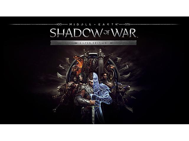 Middle Earth: Shadow of War - Silver Edition [Online Game Code]