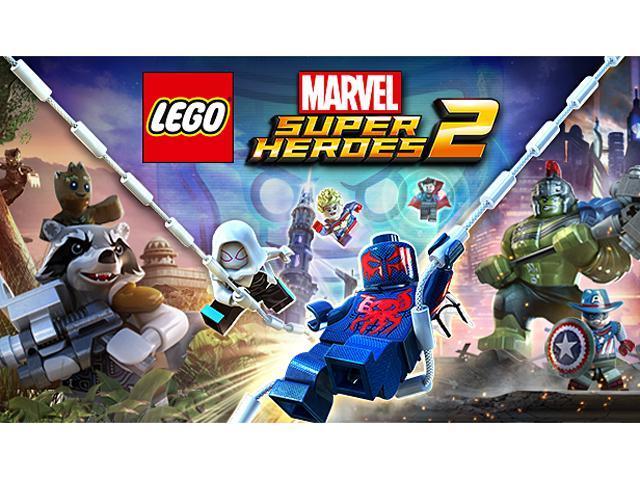 marvel lego online games