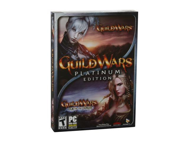 Guild Wars Platinum Edition PC Game