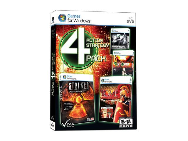 Action-Strategy 4 Pack PC Game