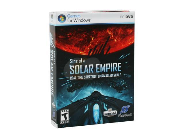 Sins of a Solar Empire PC Game