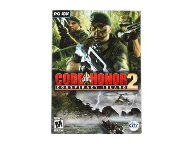 Code of Honor 2: Conspiracy Island PC Game