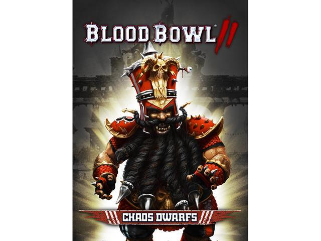 Blood Bowl 2 - Chaos Dwarfs DLC [Online Game Code]