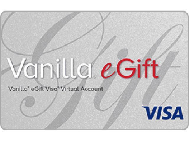 Visa $200 Vanilla eGift Visa Virtual Account - Newegg.com
